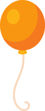 balloon-orange